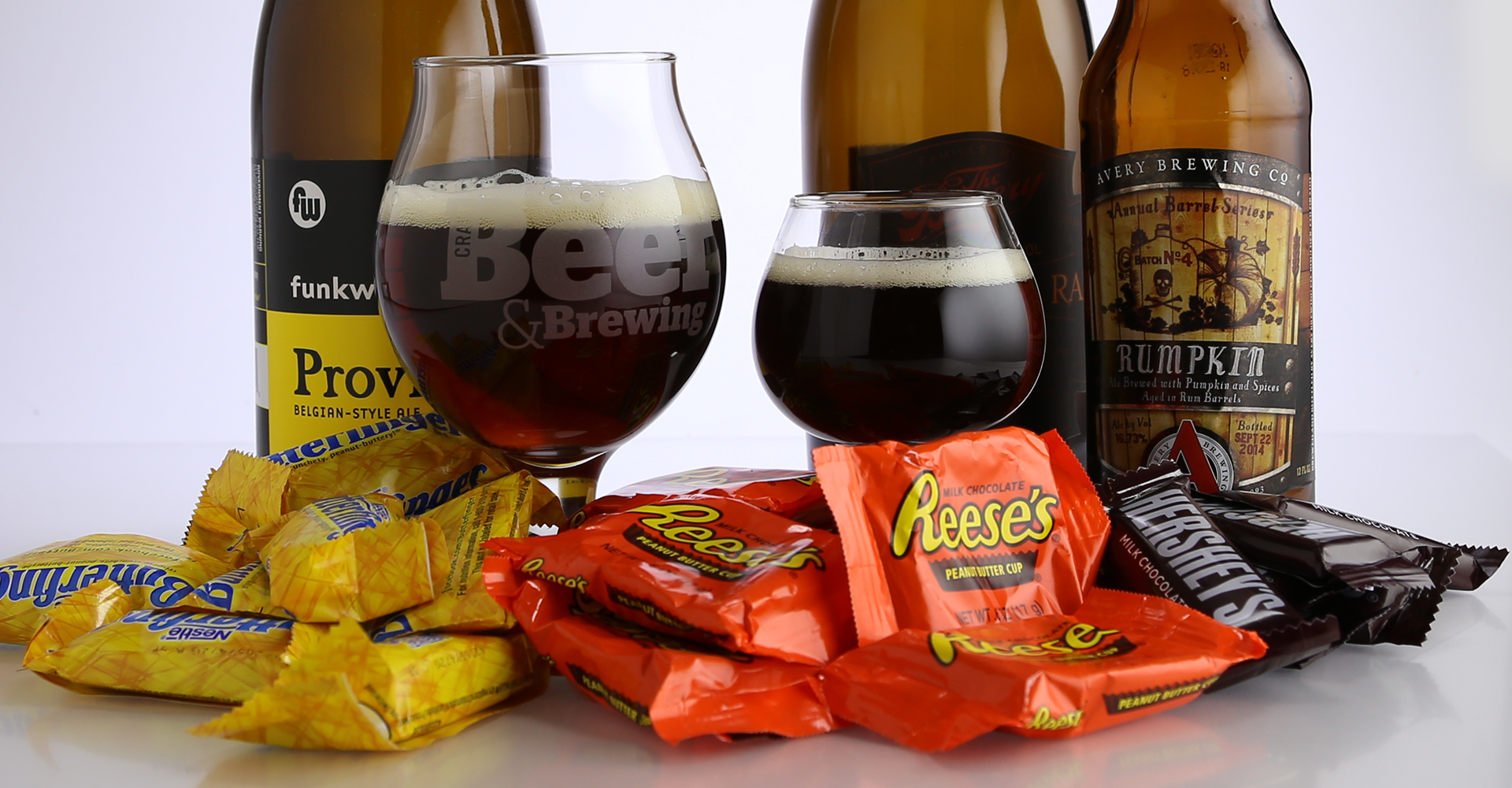 Candy And Craft Beer Pairing