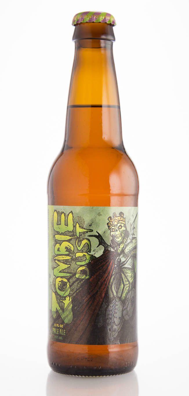 Review three floyds brewing company zombie dust craft for Minnesota craft beer festival