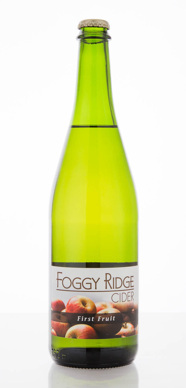 Review foggy ridge cider first fruit craft beer for Cider ridge