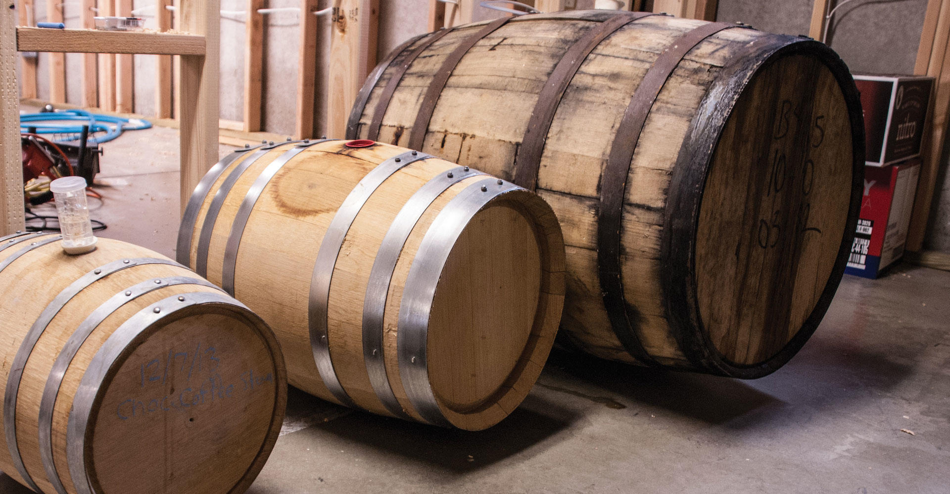 Barrel Aging For Homebrewers Craft Beer Amp Brewing Magazine