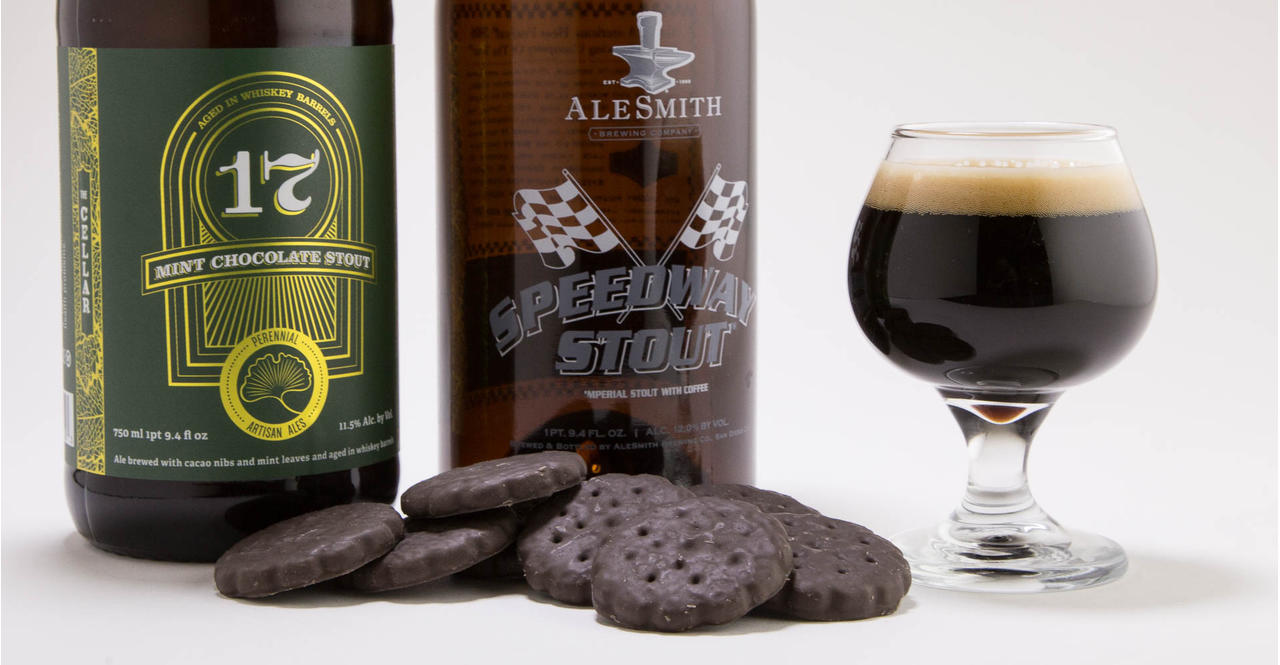 Beer Pairings for Girl Scout Cookies (2016 Update) Primary