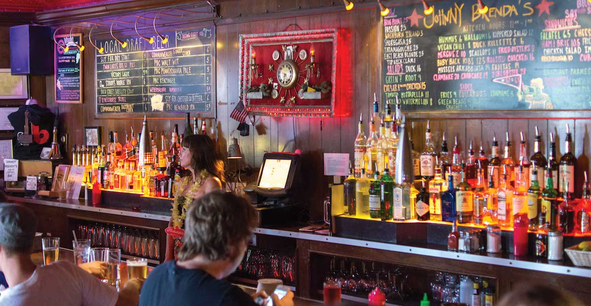 In Fishtown, entrepreneurs are adding bars seemingly by the month to the  streets that once housed little more than Reed's intentionally grungy music  venue, ...