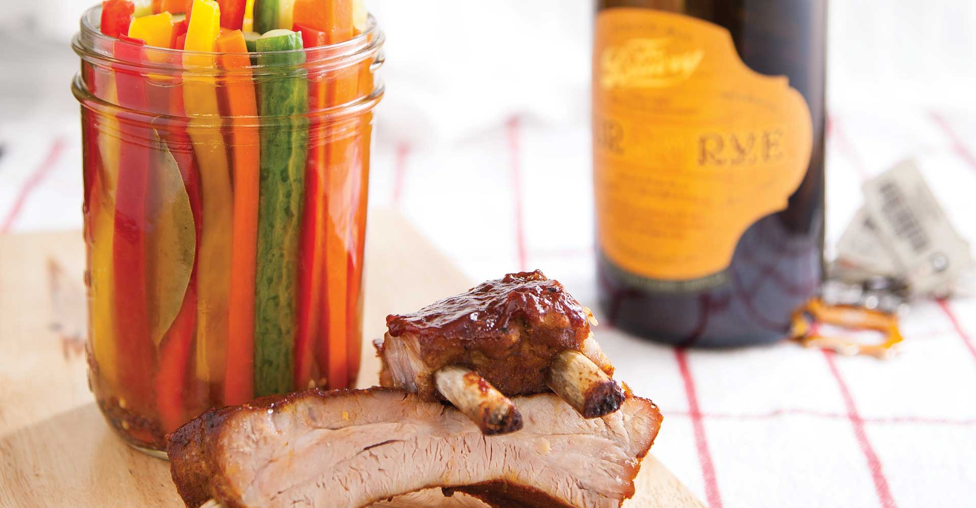 Beer and food pairing 101 craft beer brewing magazine for Craft beer and food