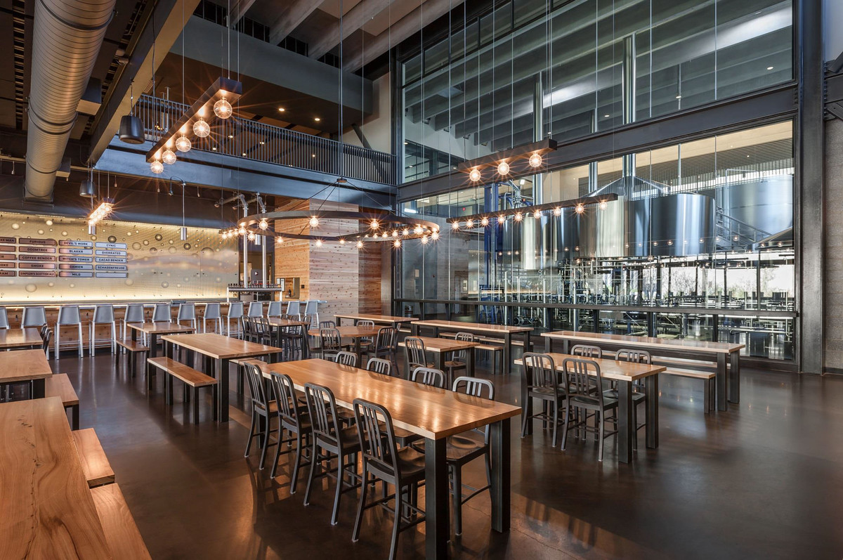 Building your brand taproom and brewery design brewing