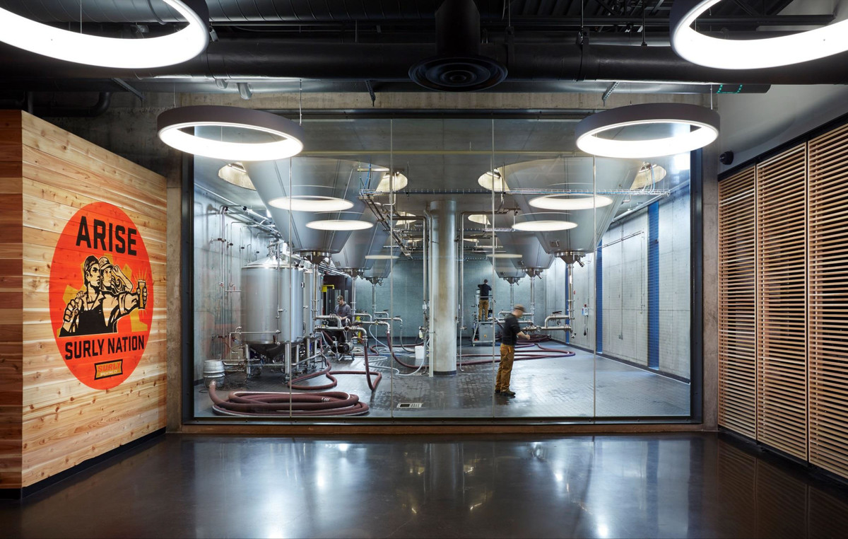 Building Your Brand: Taproom and Brewery Design   Brewing Industry Guide